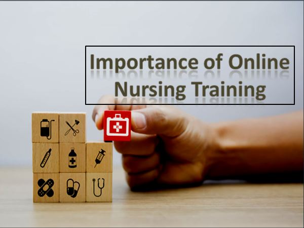 Importance of online nursing